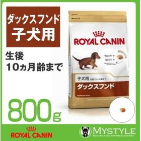 ロイヤルカナン 犬 ダックスフンド 800g 子犬用