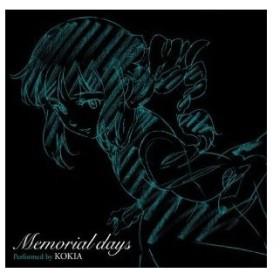 ★CD/KOKIA/Memorial days