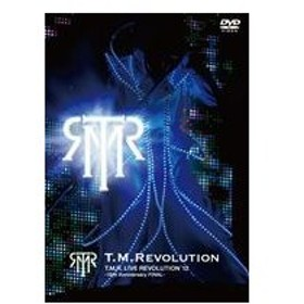 T.M.Revolution/T.M.R. LIVE REVOLUTION '12 -15th Anniversary FINAL- [DVD]