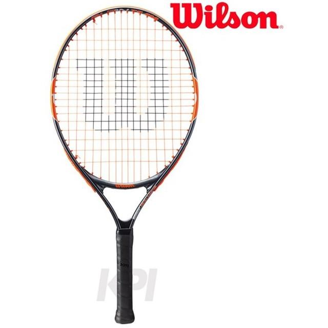 「ガット張り上げ済み」Wilson ウイルソン 「BURN Team 23 バーンチーム23  WRT209700」ジュニアテニスラケット