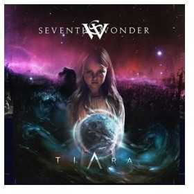 輸入盤 SEVENTH WONDER / TIARA [LP]