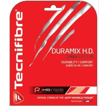 Tecnifibre テクニファイバー 「DURAMIX HD デュラミックスHD TFG700」硬式テニスストリング ガット [ポスト投函便対応]