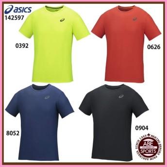 【アシックス】SS TOP Tシャツ/ランニングウェア/陸上 ウェア/スポーツウェア/asics (142597)