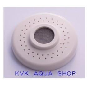 Z411636CPS KVK ケーブイケー Z825・KF358・KF568等用シャワーフェイスホワイト