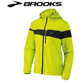BROOKS (ブルックス) 【最終処分/ランニングジャケット】 ナイトライフ LSD ライトジャケット III -ナイトライフ- 210432305