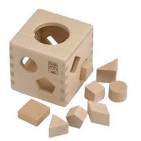 河合楽器製作所 5031 セレクトシリーズ バズルボックス (かんがえてあそぶ) 木の玩具