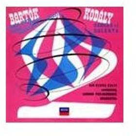 ショルティ/ロンドン・フィル / バルトーク:弦チェレ、舞踏組曲/コダーイ:ガランタ舞曲 ※再発売 [CD]