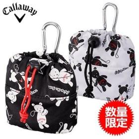 キャロウェイ Callaway Bear Ball Case SS 18 JM 日本正規品 59182325 5918326