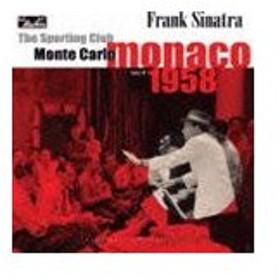 フランク・シナトラ / ライヴ・イン・モナコ1958 [CD]