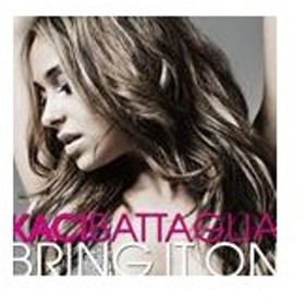 輸入盤 KACI BATTAGLIA / BRING IT ON [CD]