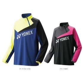 YONEX ヨネックス 「Uni トレーニングトップ 51011」テニス&バドミントンウェア「FW」 『即日出荷』