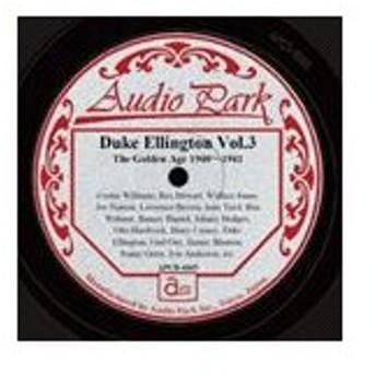 デューク・エリントン / デューク・エリントン第三集 ゴールデン・エイジ 1940〜1941 [CD]
