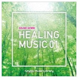 NTVM Music Library サウンドジャンル編 ヒーリングミュージック01 [CD]