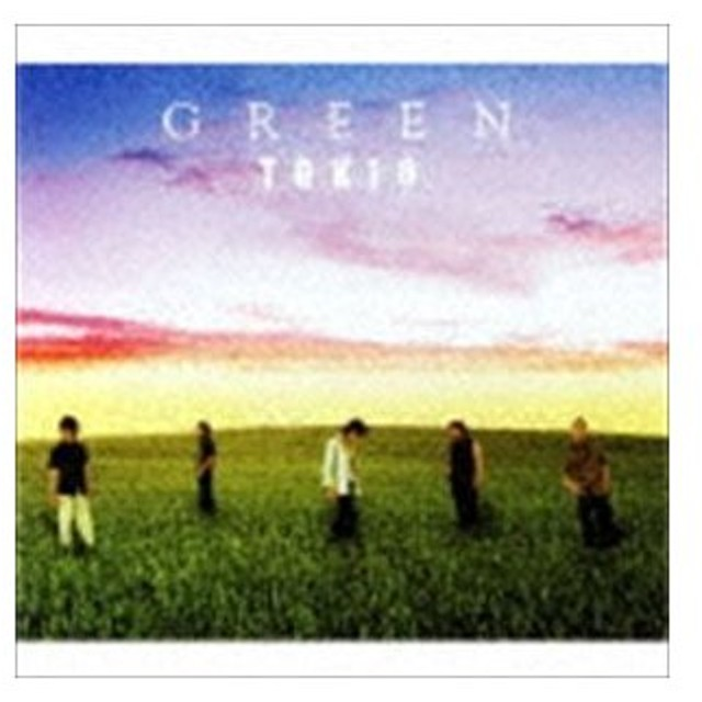 TOKIO / GREEN [CD]