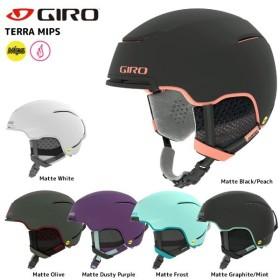 18-19 GIRO(ジロ)【スノーヘルメット/数量限定商品】 TERRA MIPS Women(テラミップス ウィメンズ)【スキーヘルメット/レディス】