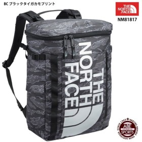 【THE NORTH FACE】BC Fuse Box 2 スポーツバッグ (NM81817) BC ブラックタイガカモプリント