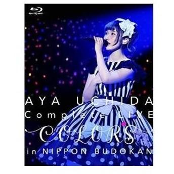 BD/アニメ/AYA UCHIDA Complete LIVE 〜COLORS〜 in 日本武道館(Blu-ray)
