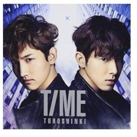 CD/東方神起/TIME (CD+DVD(LIVE映像他収録)) (ジャケットB) (通常盤)