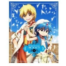DVD/キッズ/マギ 1 (本編ディスク+特典ディスク) (完全生産限定版)