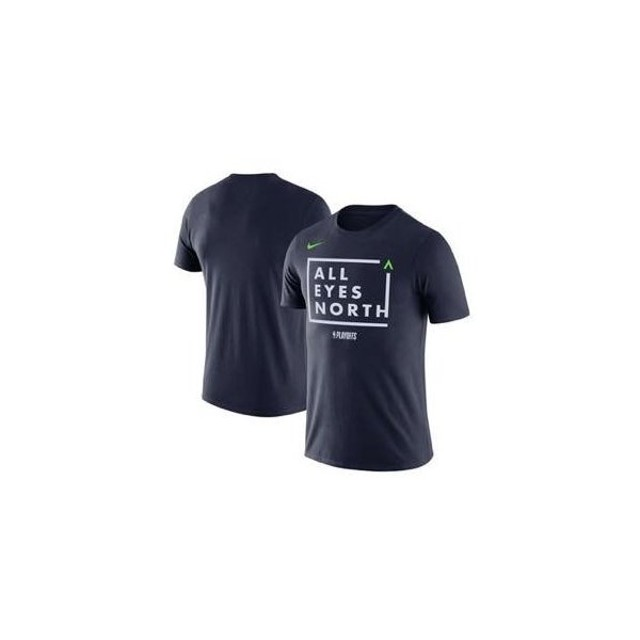 20cebf54567 ナイキ メンズ Tシャツ Minnesota Timberwolves Nike 2018 NBA Playoffs Mantra Legend T-Shirt  Navy