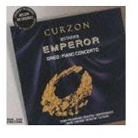 クリフォード・カーゾン(p) / ベートーヴェン: ピアノ協奏曲第5番 皇帝/グリーグ: ピアノ協奏曲イ短調 ※再発売 [CD]