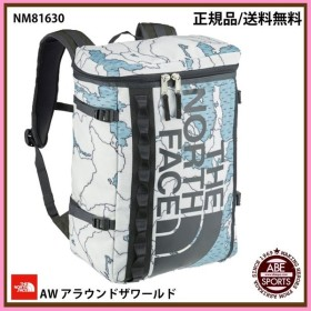【THE NORTH FACE】 BC Fuse Box BCフューズボックス/かばん/ノースフェイス/バッグ/バッグパック/リュック (NM81630) AW アラウンドザワールド