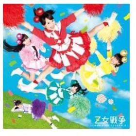 CD/ももいろクローバーZ/Z女戦争 (CD+DVD) (初回限定盤B)