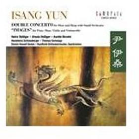 ハインツ・ホリガー(ob) / 尹伊桑/オーボエとハープのための二重協奏曲 [CD]