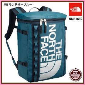 【THE NORTH FACE】 BC Fuse Box BCフューズボックス/かばん/ノースフェイス/バッグ/バッグパック/リュック (NM81630) MB モンテリーブルー