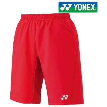 ヨネックス YONEX テニスウェア メンズ メンズハーフパンツ 15069-496 2018SS[ポスト投函便対応]