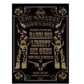 ガゼット Standing Live tour 2006 Nameless Liberty.Six Guns… -TOUR FINAL-日本武道館【通常盤】 [DVD]