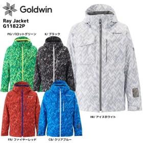 18-19 GOLDWIN(ゴールドウィン)【最終在庫処分】Ray Jacket(レイ ジャケット)G11822P【スキージャケット】