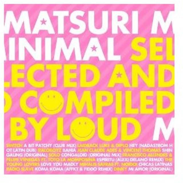 CD/オムニバス/(祭)ミニマル-セレクテッド&コンパイルド・バイ・ラウド