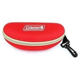 コールマン サングラスケース レッド CO07-2