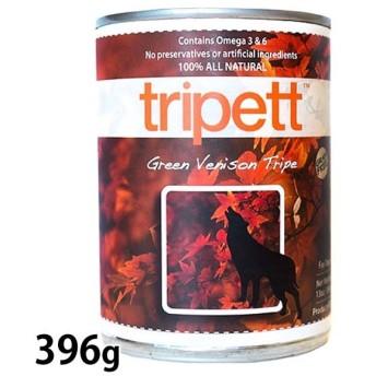 ドッグフード 缶詰 イヌ 犬 エサ 餌 栄養補助食 ペットカインド トライペット 缶詰 グリーンベニソントライプ 396g