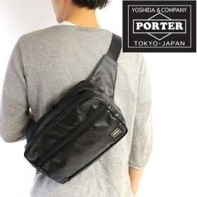 PORTER ボンド TACTICAL ウエストバッグ メンズ 654-07074