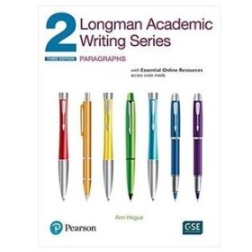 Longman Academic Writing Series: 2 Student Book with Online Resources (3/E)