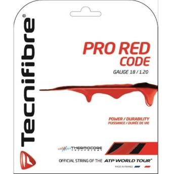 Tecnifibre テクニファイバー 「PRO REDCODE プロ レッドコード TFG500」硬式テニスストリング ガット [ポスト投函便対応]
