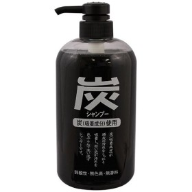 純ケミファ 純薬炭シャンプー 600ML