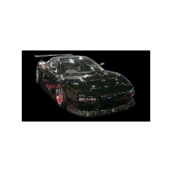 32スカイライン GTR Rear Bumper BN Sports
