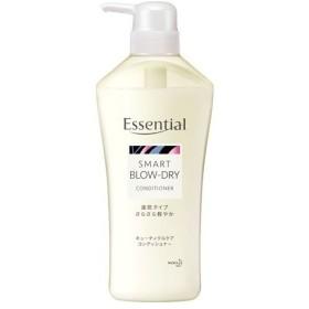 エッセンシャル スマートブロードライ コンディショナー ポンプ ( 480mL )/ エッセンシャル(Essential)