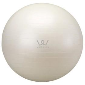 アルインコ エクササイズボール(65cm) WB125 ホワイト