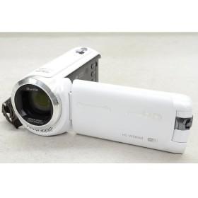 [中古] Panasonic デジタルハイビジョンビデオカメラ HC-W585M-W ホワイト