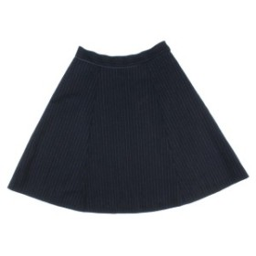 Nolley's  / ノーリーズ レディース スカート 色:紺系×(ストライプ) サイズ:38(M位)