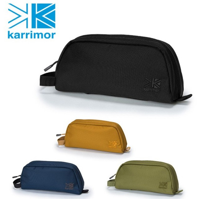 Karrimor カリマー  tribute handbag pouch トリビュート ハンドバッグポーチ 【アウトドア/小物入れ】