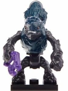 HALO MEGA BLOKS WHITE COVENANT STORM GRUNT MINI FIGURE FOXTROT SERIES
