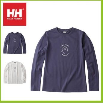 HELLY HANSEN ヘリーハンセン L/SダラシープTEE【ウィメンズ】