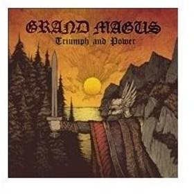 Grand Magus Triumph and Power CD