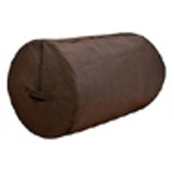 東洋ケース TOYOCASE 円筒 掛け 布団収納ケース 収納袋
