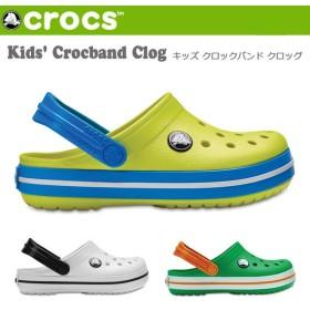 crocs クロックス クロックバンド クロッグ CROCBAND CLOG キッズ 204537